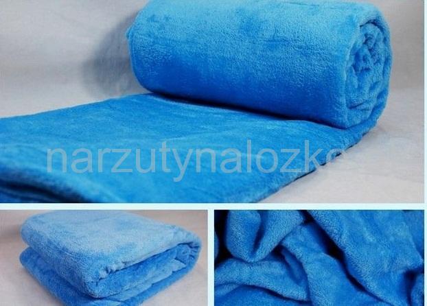 fbd3c40616d856 Niebieskie koce z mikrofibry 200x220 | Narzutynalozko.pl | Narzuty ...