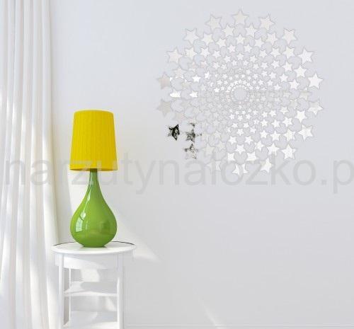 Okrągłe Dekoracyjne Lustro Na ścianę