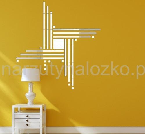 Prostokątne Lustra Dekoracyjne Lustro Do Salonu Na ścianę