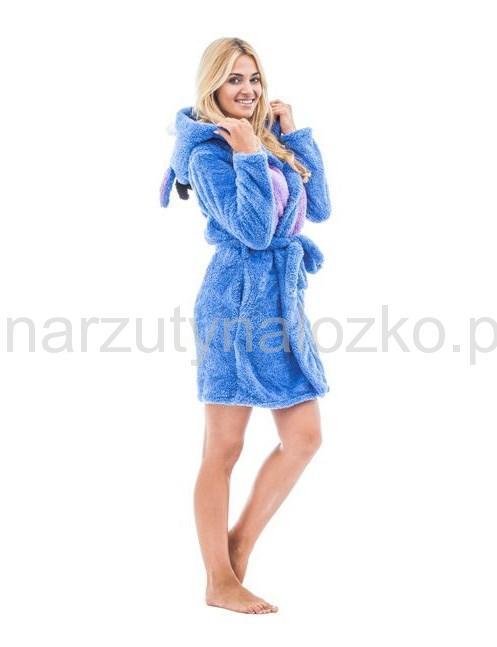 2c52ac6ef93295 Nowoczesne damskie szlafroki osiołek | Narzutynalozko.pl | Narzuty ...