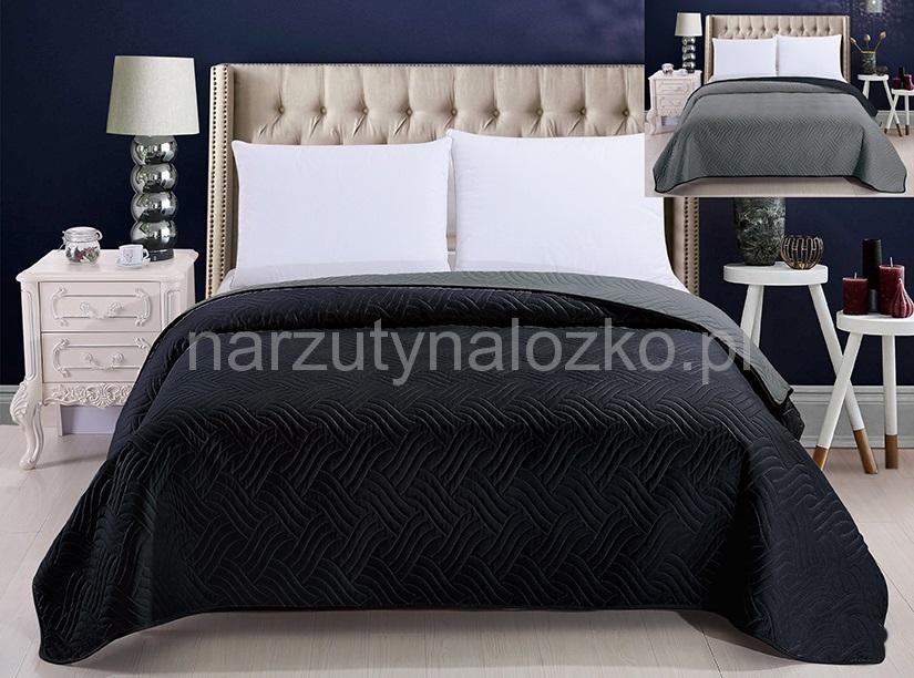 Nowoczesne Pikowane Dwustronne Narzuty Na łóżko 200x220