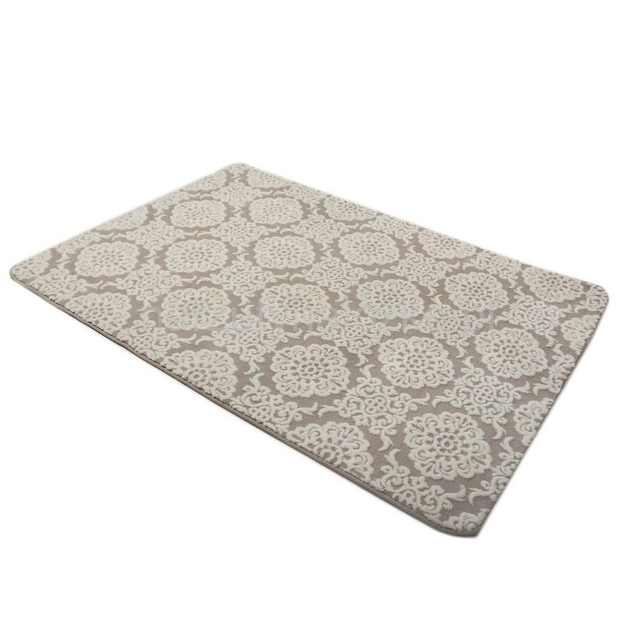 4ef8662a3219 Dekoracyjny norweski pluszowy dywan 3D 120x170 w stylu vintage