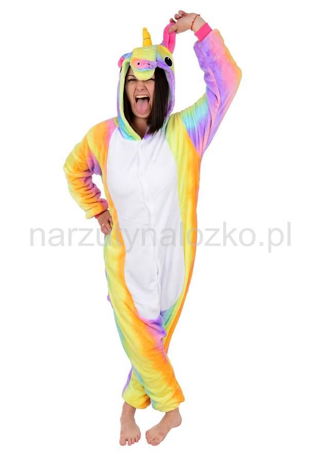 960eade68f081f Kigurumi | Wygodne damskie piżamy kigurumi kigu w kolorach tęczy ...