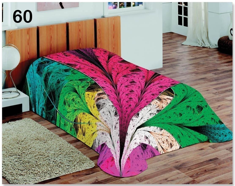 38f842dca006dc Amarantowe koce do sypialni w kolorowe pióra empty