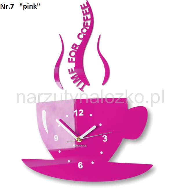 Zegary Kuchenne Nowoczesny Zegar Do Kuchni W Kształcie